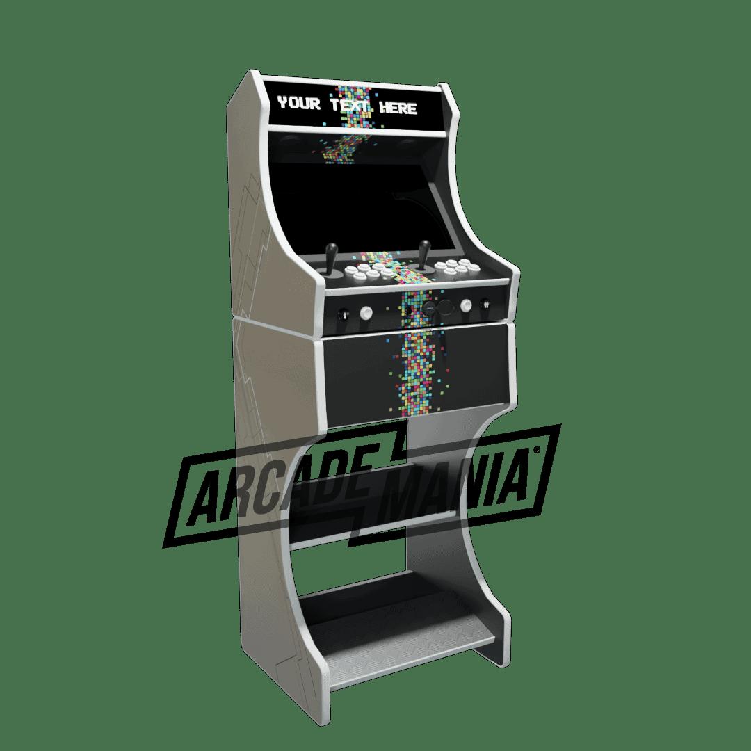 Arcade V1 P1 Side_Watermark Low Black