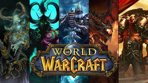 An image showing art for world of warcraft